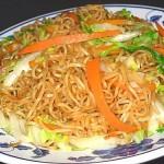 Chế biến mỳ Ý xào tôm cực ngon