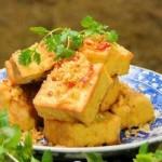 Chút biến tấu cho món đậu hũ chiên sả ớt