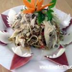 Bắp chuối   Nguyên liệu trong các món ăn của người Huế
